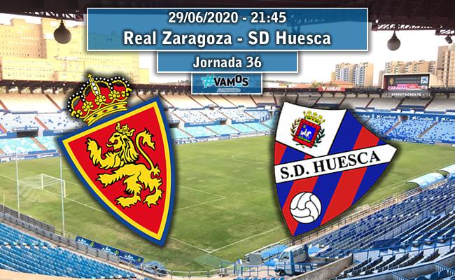 Real Zaragoza – S.D. Huesca | La Previa