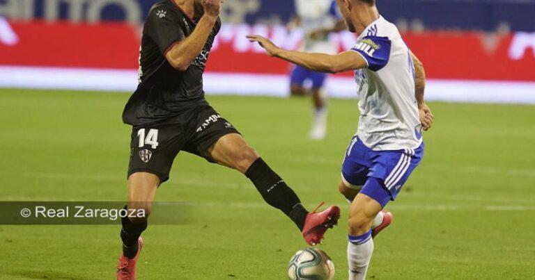 Real Zaragoza 0-1 S.D. Huesca | Crónica