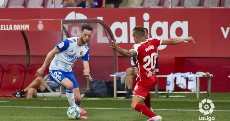 Girona FC 1 – 0 Real Zaragoza | Crónica