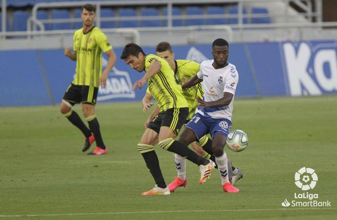 CD Tenerife 1 – 1 Real Zaragoza | Crónica