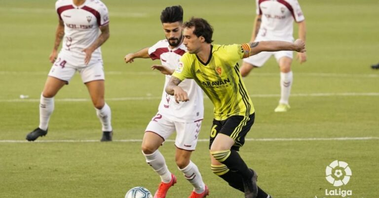 Albacete Balompié 4 – 1 Real Zaragoza | Crónica