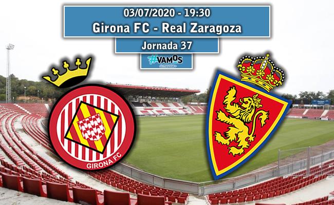 Girona F.C. – Real Zaragoza | La Previa
