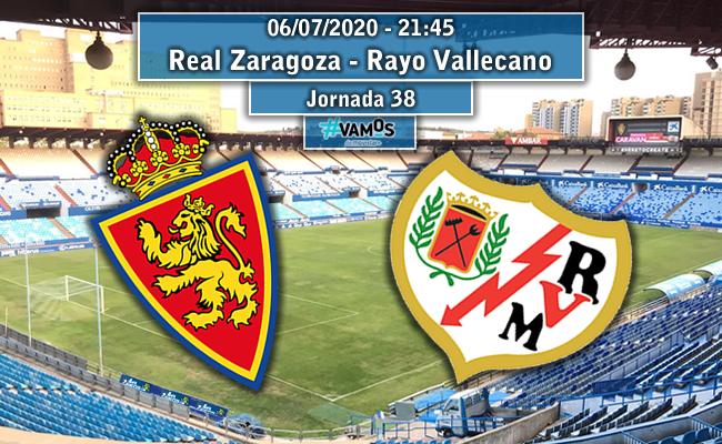 Real Zaragoza – Rayo Vallecano| La Previa
