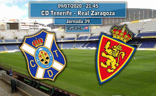 C.D. Tenerife – Real Zaragoza| La Previa
