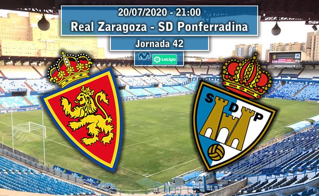 Real Zaragoza – S.D. Ponferradina| La Previa