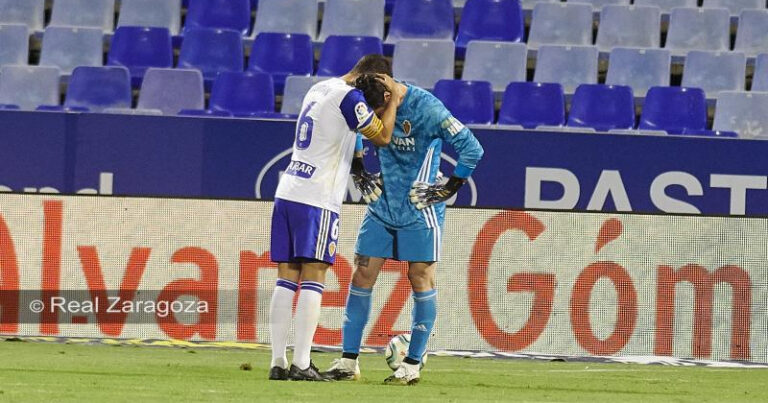 Real Zaragoza 0 – 1 Elche CF | Crónica