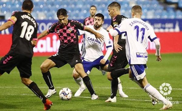 Real Zaragoza 0 – 0 CE Sabadell | Crónica