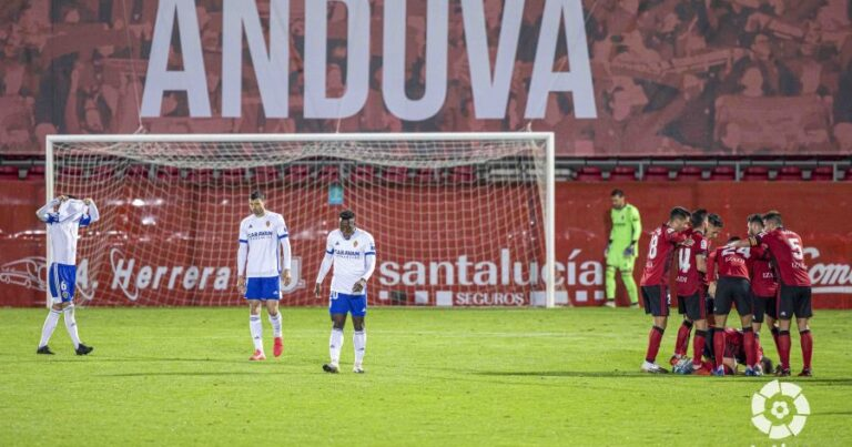 CD Mirandés 1 – 0 Real Zaragoza | Crónica
