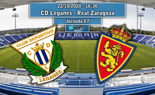 CD Leganés – Real Zaragoza | La Previa