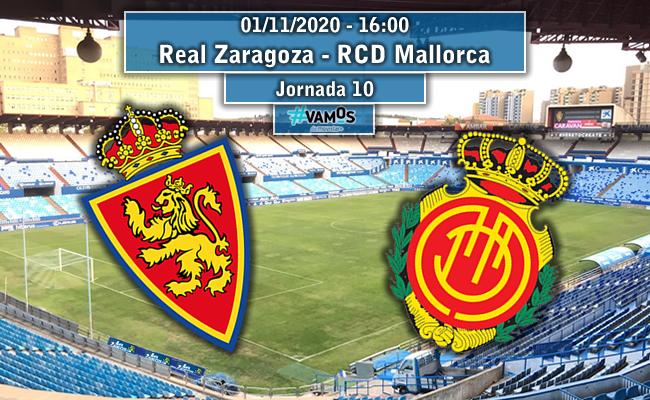 Real Zaragoza – RCD Mallorca   La Previa