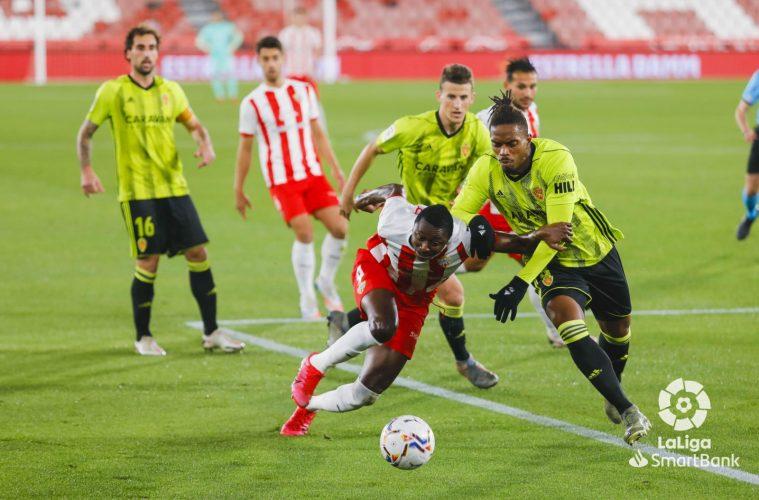 UD Almería 1 – 0 Real Zaragoza   Crónica