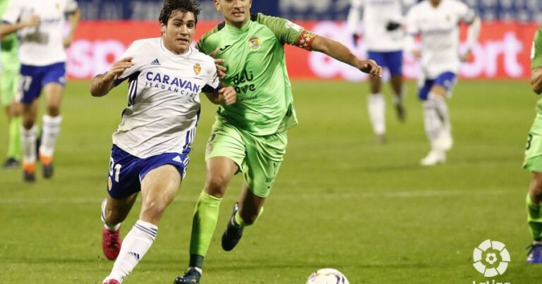 Real Zaragoza 1 – 0 CF Fuenlabrada   Crónica