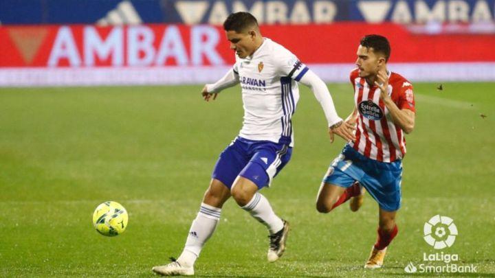 Real Zaragoza 1 – 0 CD Lugo | Crónica