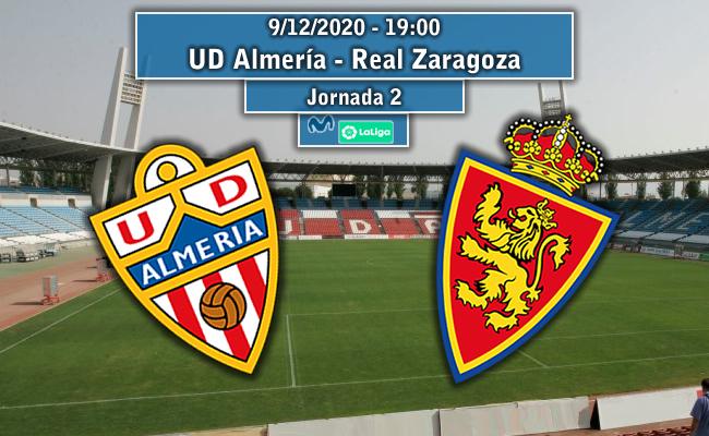 UD Almería – Real Zaragoza | La Previa