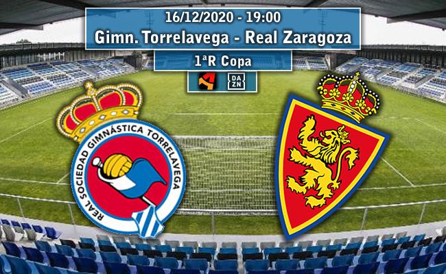 Gimnástica Torrelavega – Real Zaragoza | La Previa