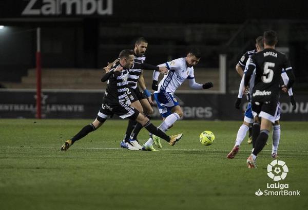 FC Cartagena 1 – 1 Real Zaragoza | Crónica