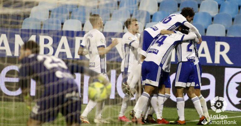 Real Zaragoza 2 – 0 UD Logroñés | Crónica