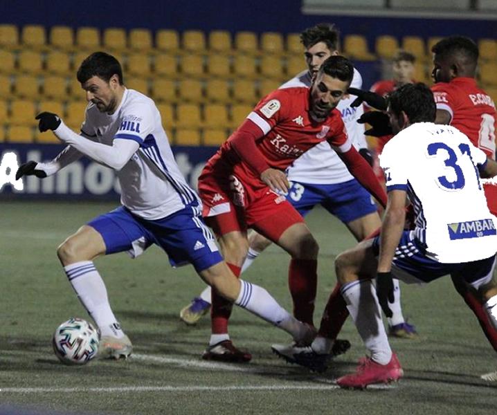 AD Alcorcón 2 – 1 Real Zaragoza | Crónica