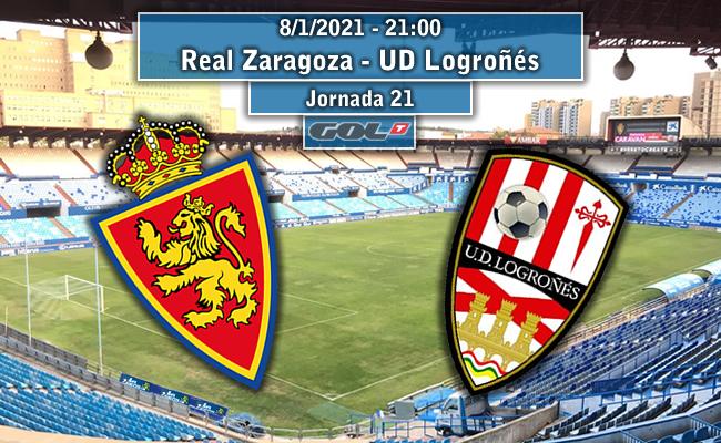 Real Zaragoza – UD Logroñés | La Previa