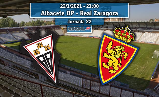 Albacete BP – Real Zaragoza | La Previa