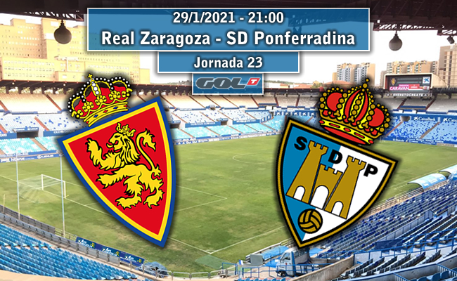 Real Zaragoza – SD Ponferradina | La Previa