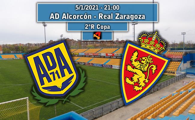 AD Alcorcón – Real Zaragoza | La Previa