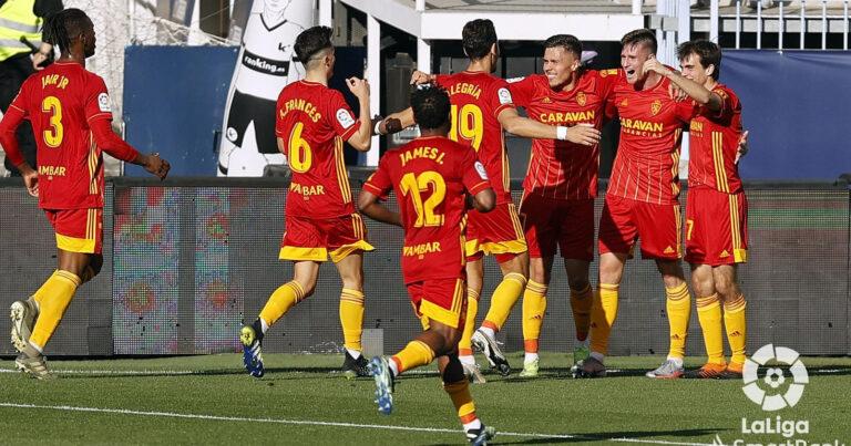 Málaga CF 1 – 2 Real Zaragoza | Crónica