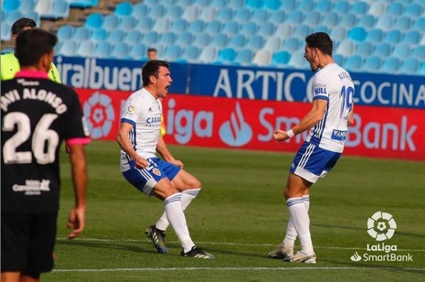 Real Zaragoza 1 – 0 CD Tenerife | Crónica