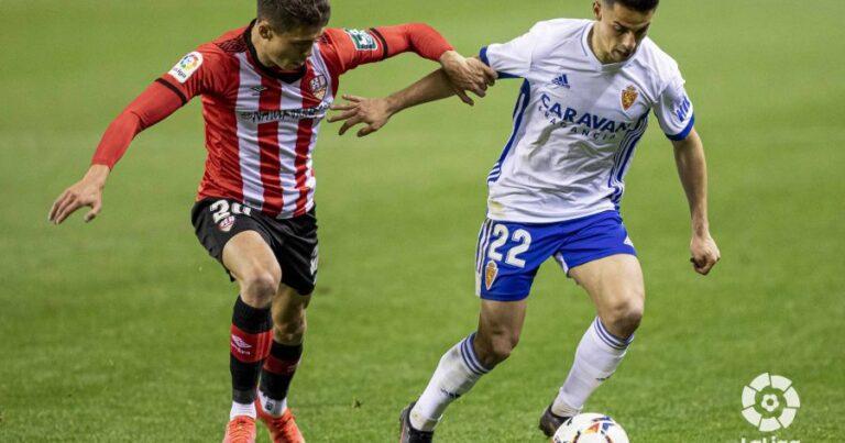 UD Logroñés 1 – 1 Real Zaragoza   Crónica