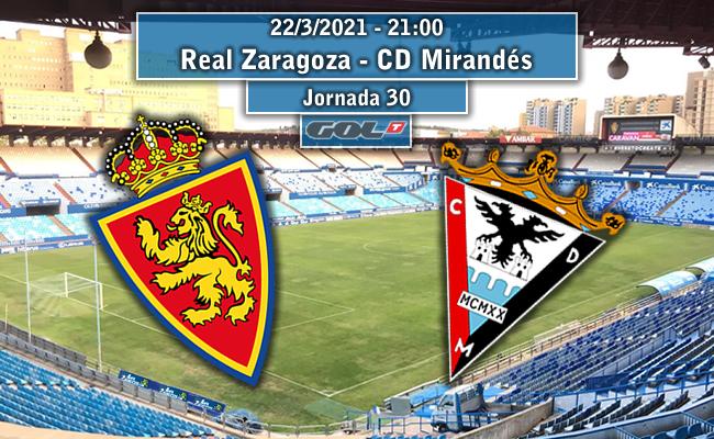 Real Zaragoza – CD Mirandés | La Previa
