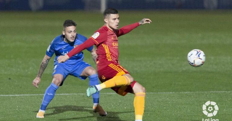 CF Fuenlabrada 0 – 1 Real Zaragoza | Crónica