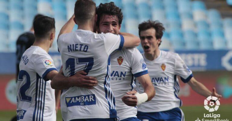 Real Zaragoza 2 – 1 UD Almería | Crónica