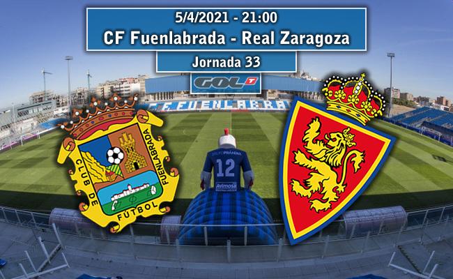 CF Fuenlabrada – Real Zaragoza | La Previa