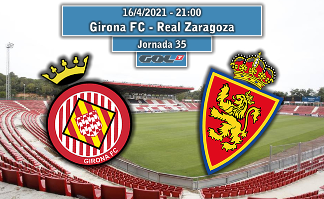 Girona FC – Real Zaragoza | La Previa