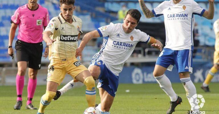 Real Zaragoza 0 – 0 RCD Español | Crónica
