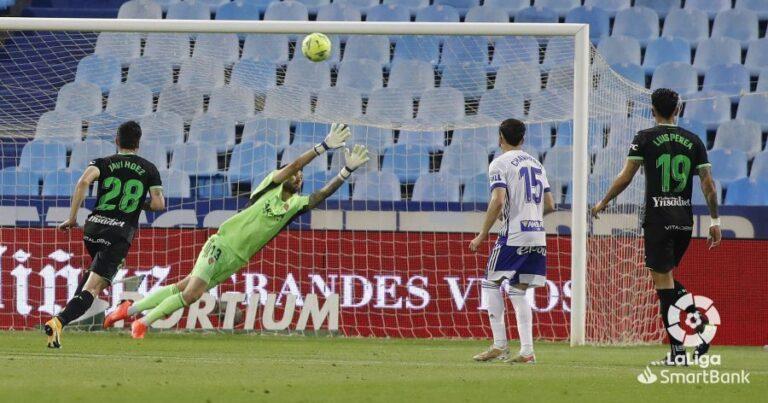 Real Zaragoza 0 – 5 CD Leganés | Crónica