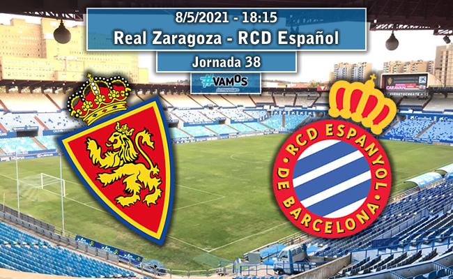 Real Zaragoza – RCD Español | La Previa