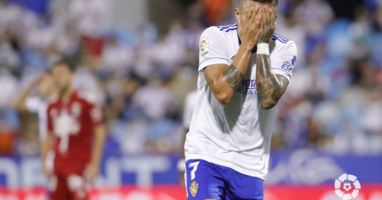 Real Zaragoza 0 – 1 FC Cartagena   Crónica