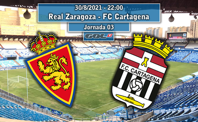 Real Zaragoza – FC Cartagena | La Previa