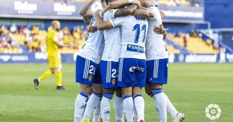 AD Alcorcón 1 – 2 Real Zaragoza | Crónica