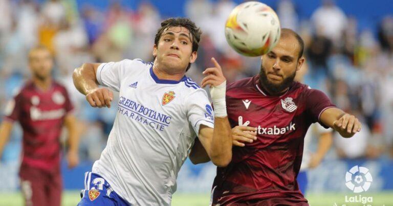 Real Zaragoza 1 – 1 R Sociedad B   Crónica