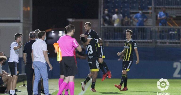 CF Fuenlabrada 1 – 1 Real Zaragoza | Crónica