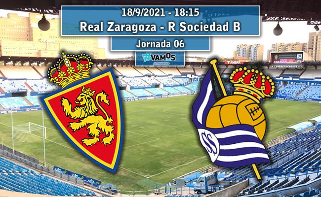 Real Zaragoza – Real Sociedad B   La Previa