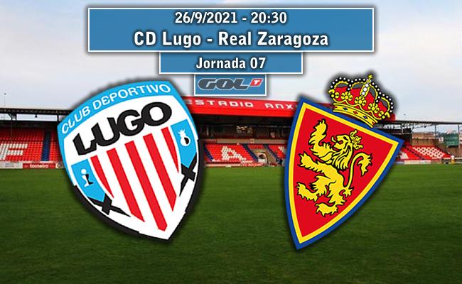 CD Lugo – Real Zaragoza | La Previa