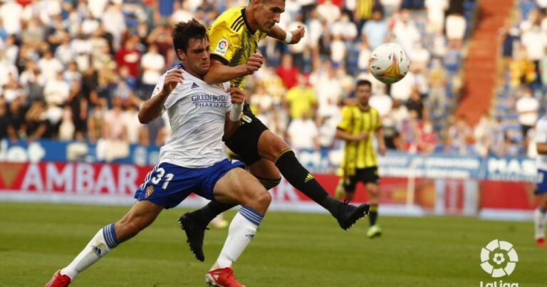 Real Zaragoza 0 – 0 R Oviedo   Crónica
