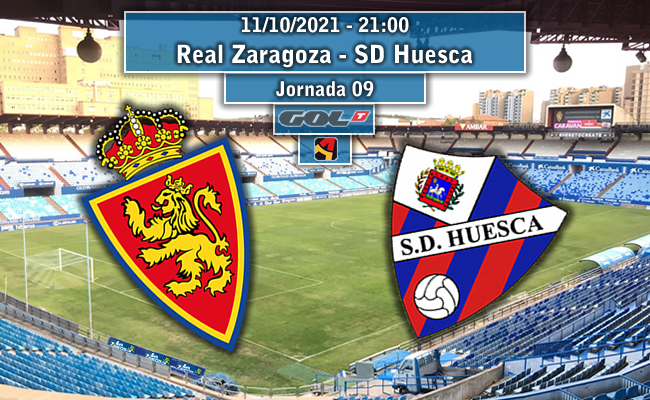 Real Zaragoza – SD Huesca   La Previa